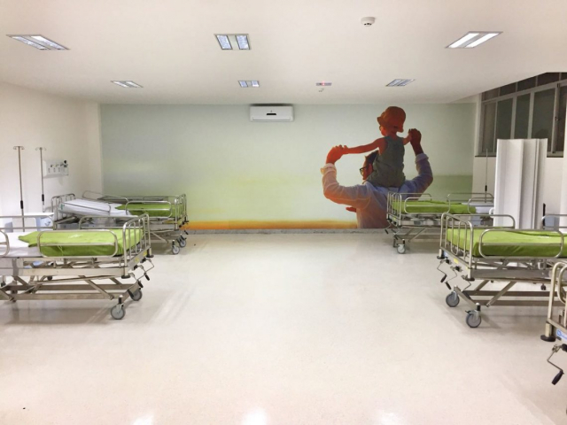 Galeria Hospitalar