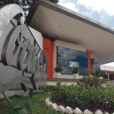 Miaki Revestimentos faz parte da construção da nova unidade Coca-Cola no Rio de Janeiro.