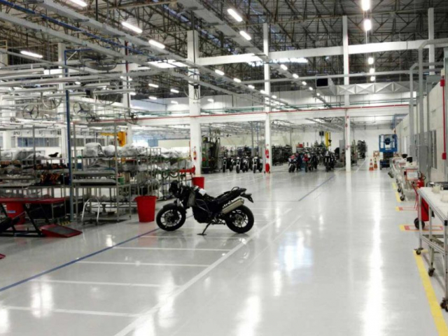 Galeria Indústria Automotiva