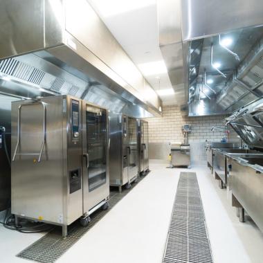 Renovação de cozinha com conceito LEED