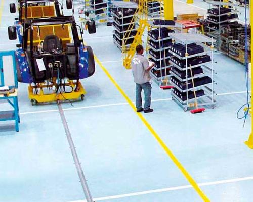 Quais são os benefícios dos revestimentos para pisos industriais